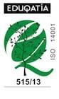 Marca EDUQATIA ISO14001 515-13