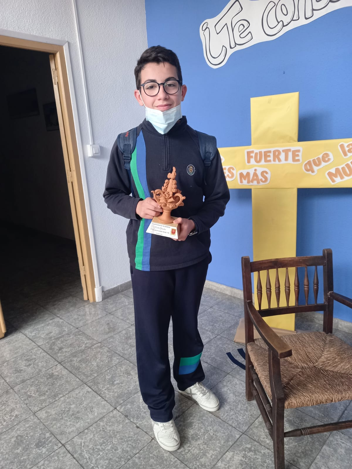 campeon ajedrez